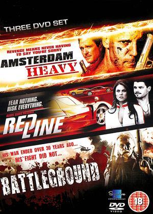 Rent Redline Online DVD & Blu-ray Rental
