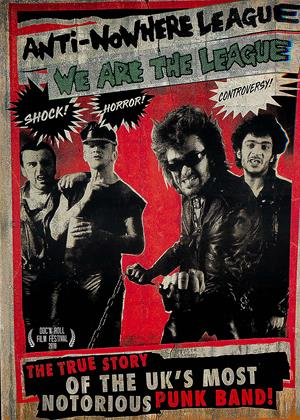 Rent Anti-Nowhere League: We Are the League Online DVD & Blu-ray Rental