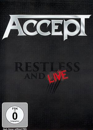 Rent Accept: Restless and Live Online DVD & Blu-ray Rental