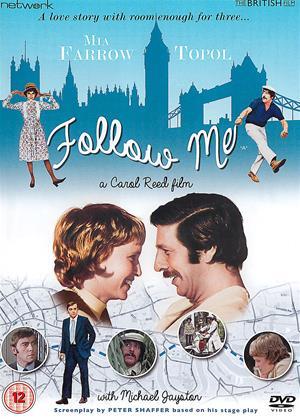 Rent Follow Me (aka The Public Eye) Online DVD & Blu-ray Rental