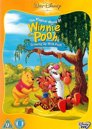 Rent The Magical World of Winnie the Pooh: Growing Up with Pooh Online DVD & Blu-ray Rental