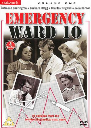 Rent Emergency Ward 10: Vol.1 Online DVD & Blu-ray Rental
