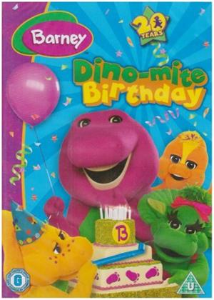Rent Barney: Dino-mite Birthday Online DVD & Blu-ray Rental