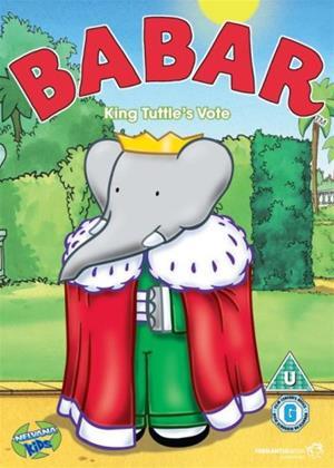 Rent Babar: King Tuttles Vote Online DVD & Blu-ray Rental