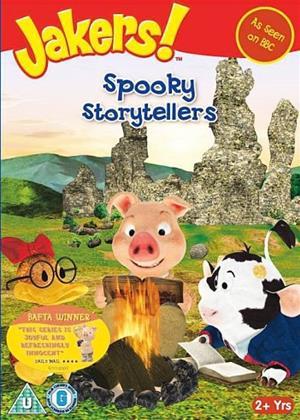 Rent Jakers: Spooky Storytellers Online DVD & Blu-ray Rental