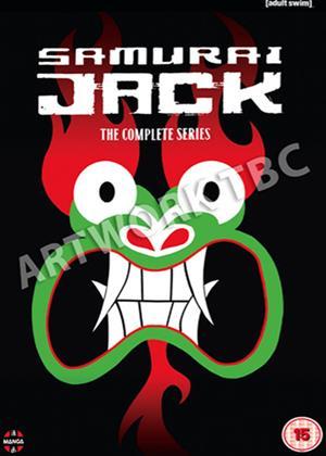 Rent Samurai Jack: Series Online DVD & Blu-ray Rental