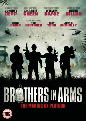 Rent Brothers in Arms (aka Brothers In Arms: The Making of Platoon) Online DVD & Blu-ray Rental