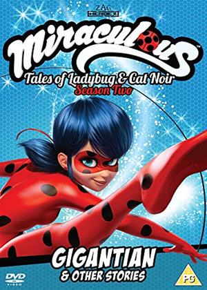 Rent Miraculous: Tales of Ladybug and Cat Noir: Gigantian and Other... Online DVD & Blu-ray Rental