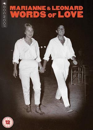 Rent Marianne and Leonard: Words of Love (aka Marianne & Leonard: Words of Love) Online DVD & Blu-ray Rental