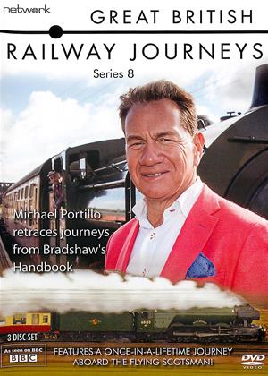 Rent Great British Railway Journeys: Series 8 Online DVD & Blu-ray Rental