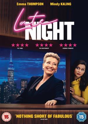 Rent Late Night Online DVD & Blu-ray Rental
