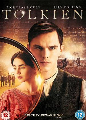 Rent Tolkien (aka A Light in the Darkness) Online DVD & Blu-ray Rental