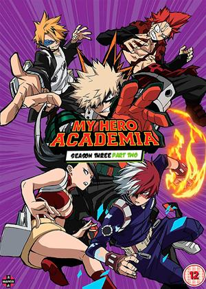Rent My Hero Academia: Series 3: Part 2 Online DVD & Blu-ray Rental