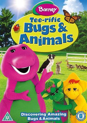 Rent Barney: Tee-rific Bugs and Animals Online DVD & Blu-ray Rental