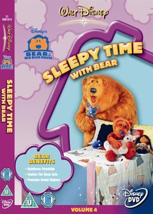 Rent Bear in Big Blue House: Sleepy Time with Bear Online DVD & Blu-ray Rental