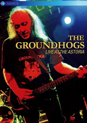 Rent Groundhogs: Live at the Astoria Online DVD & Blu-ray Rental
