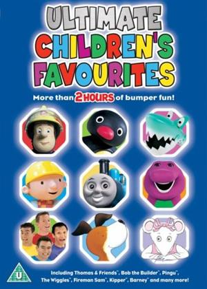 Rent Children's Favourites: Ultimate Online DVD & Blu-ray Rental
