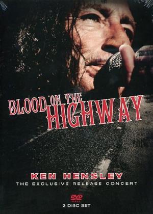 Rent Ken Hensley: Blood on the Highway Online DVD & Blu-ray Rental