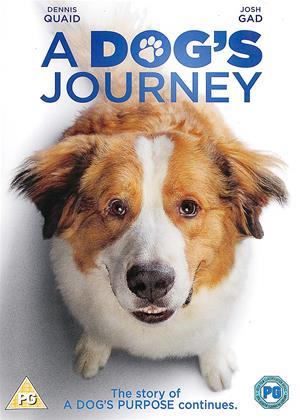 Rent A Dog's Journey Online DVD & Blu-ray Rental