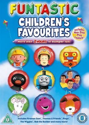 Rent Children's Favourites: Funtastic Online DVD & Blu-ray Rental