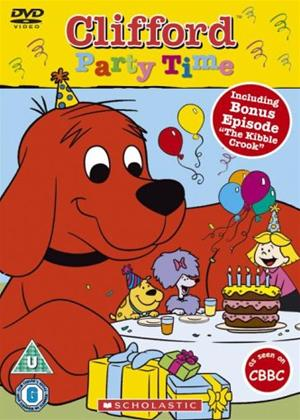 Rent Clifford: Party Time Online DVD & Blu-ray Rental