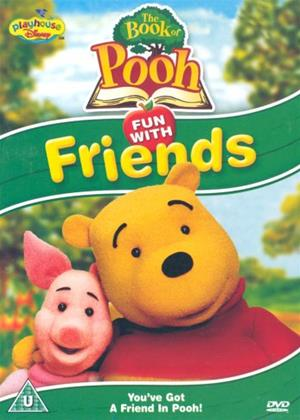 Rent Book of Pooh: Fun with Friends Online DVD & Blu-ray Rental