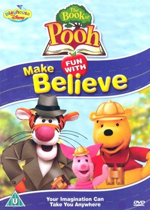 Rent Book of Pooh: Fun with Make Believe Online DVD & Blu-ray Rental