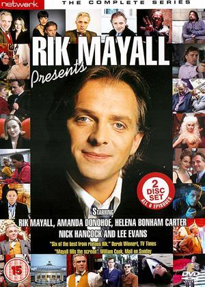 Rent Rik Mayall Presents: Series Online DVD & Blu-ray Rental