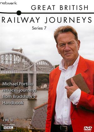 Rent Great British Railway Journeys: Series 7 Online DVD & Blu-ray Rental