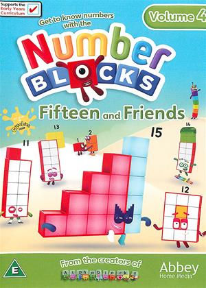 Rent Number Blocks: Vol.4 (aka Number Blocks: Fifteen and Friends) Online DVD & Blu-ray Rental
