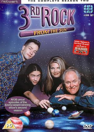 Rent 3rd Rock from the Sun: Series 2 (aka Third Rock from the Sun: Series 2) Online DVD & Blu-ray Rental