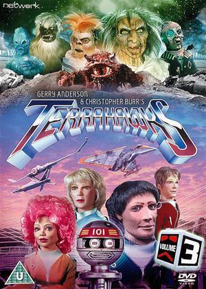 Rent Terrahawks: Series 3 Online DVD & Blu-ray Rental