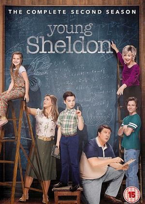 Rent Young Sheldon: Series 2 Online DVD & Blu-ray Rental