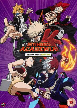 Rent My Hero Academia: Series 3: Part 2 Online DVD & Blu-ray Rental