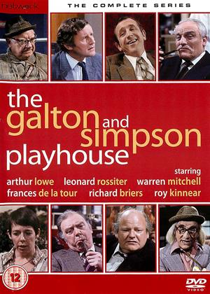 Rent The Galton and Simpson Playhouse: Series Online DVD & Blu-ray Rental