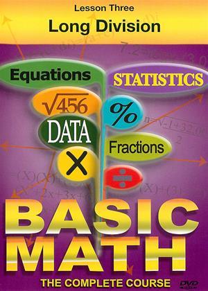 Rent Basic Math: Long Division Online DVD & Blu-ray Rental