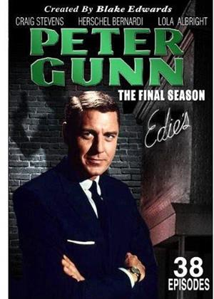 Rent Peter Gunn: Series 3 Online DVD & Blu-ray Rental