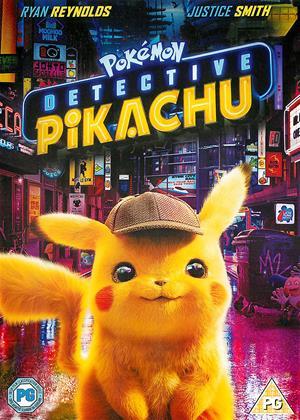 Rent Pokémon Detective Pikachu (aka Detective Pikachu) Online DVD & Blu-ray Rental