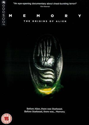 Rent Memory: The Origins of Alien Online DVD & Blu-ray Rental