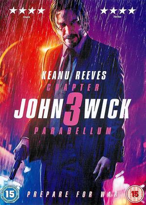 Rent John Wick 3: Parabellum (aka John Wick: Chapter 3 - Parabellum) Online DVD & Blu-ray Rental