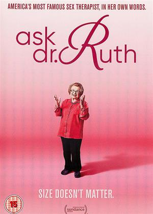 Rent Ask Dr. Ruth Online DVD & Blu-ray Rental