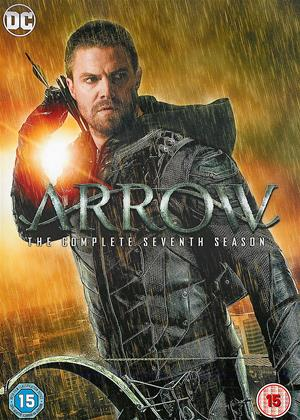 Rent Arrow: Series 7 Online DVD & Blu-ray Rental