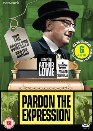 Rent Pardon the Expression: Series Online DVD & Blu-ray Rental