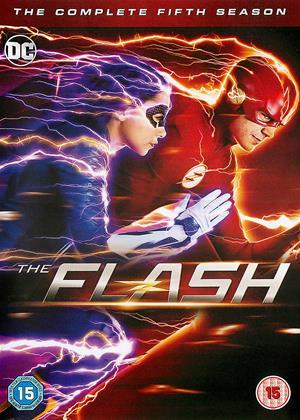 Rent The Flash: Series 5 Online DVD & Blu-ray Rental