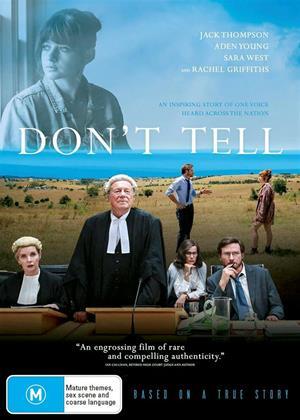 Rent Don't Tell Online DVD & Blu-ray Rental