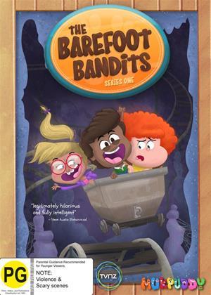 Rent The Barefoot Bandits: Series 1 Online DVD & Blu-ray Rental