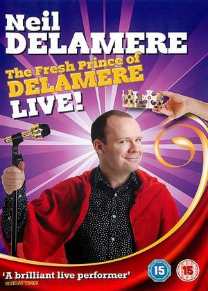 Rent Neil Delamere: The Fresh Prince of Delamere: Live! Online DVD & Blu-ray Rental