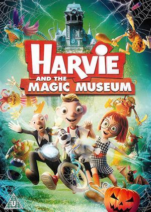 Rent Harvie and the Magic Museum (aka Hurvínek a kouzelné muzeum) Online DVD & Blu-ray Rental