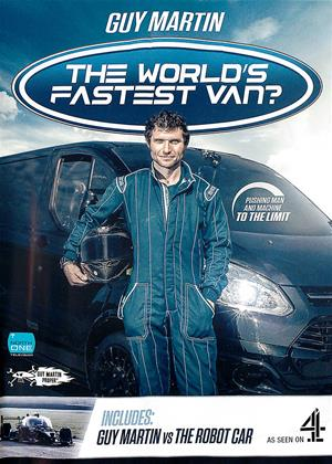 Rent Guy Martin: The World's Fastest Van? (aka Guy Martin's The World's Fastest Van? / Guy Martin vs. the Robot Car) Online DVD & Blu-ray Rental