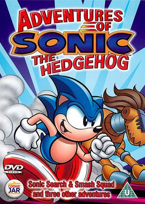 Rent Adventures of Sonic the Hedgehog: Sonic Search and Smash Squad (aka Adventures of Sonic the Hedgehog: Sonic Search and Smash Squad and Three Other Adventures) Online DVD & Blu-ray Rental
